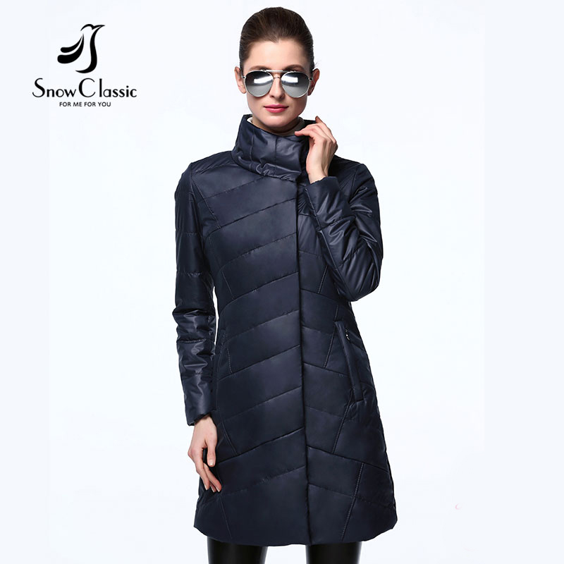 SnowClassic 2017 New spring jacket women Thin outerwear coats women warming jackets and coats on sale