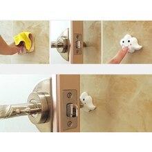 Doorstop-Protector Safty-Supplies Crash-Door Baby 3pcs Draft Shockproof Energy-Save Savor