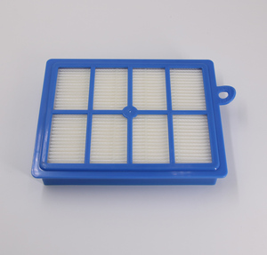 Image 5 - 2 PCS  hepa h13 filter H12 wiener filter, Hepa filters for philips FC9150 FC9199 FC9071 Electrolux Parts +10pcs Dust Bags FC8202