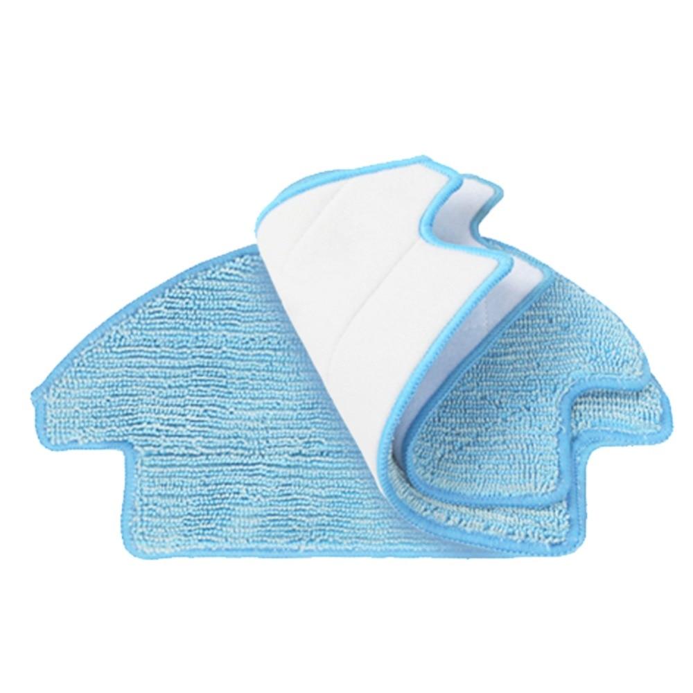 2 шт. оригинальный Roborock S50 S51 Запчасти ткани СС для Xiaomi пылесос Поколение 2 сухой мокрой вытирая чистки