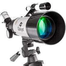Promo offer Gskyer 70AZ(400 X 70mm) German Technology Refractor Astronomy Telescope HD High Quality