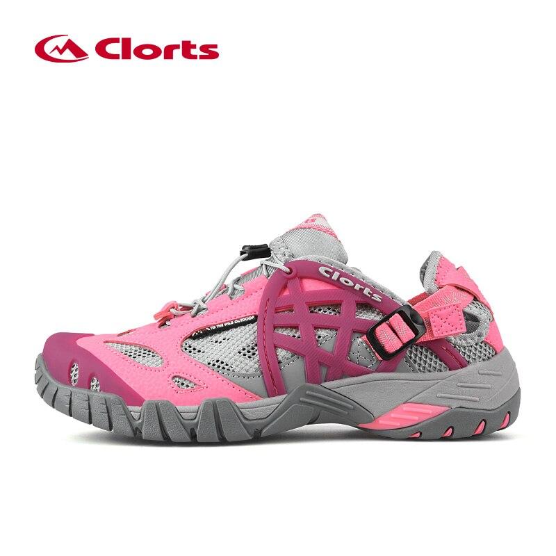Clorts Sneakers for Svømming Kvinner Sko til bassenget Beach Vann Sko til kvinner WT-05