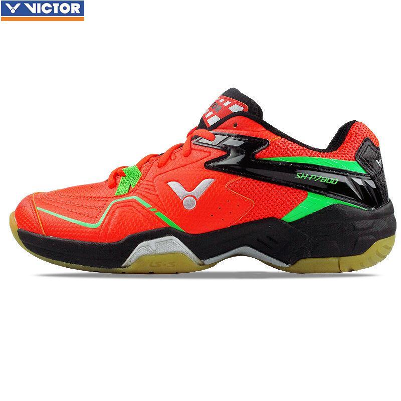 Genuine Victor Brand Badminton Shoes 2018 Wear resistant Breathable Light Sneakers Sport Shoes for Men Women