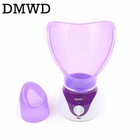 DMWD MINI Face Cleaning Nano Sprayer Humidifier Portable Mist Maker Facial Nebulizer Steamer Hydrating Skin Care