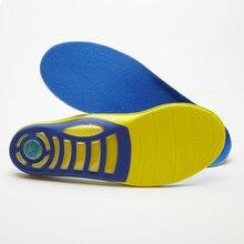 Bocan insolesกีฬามืออาชีพเดินป่ากลางแจ้งรองเท้าinsolesการดูดซึมShock massgingเจลพื้นรองเท้าเท้าการดูแลสุขภาพสำหรับชาย/หญิง
