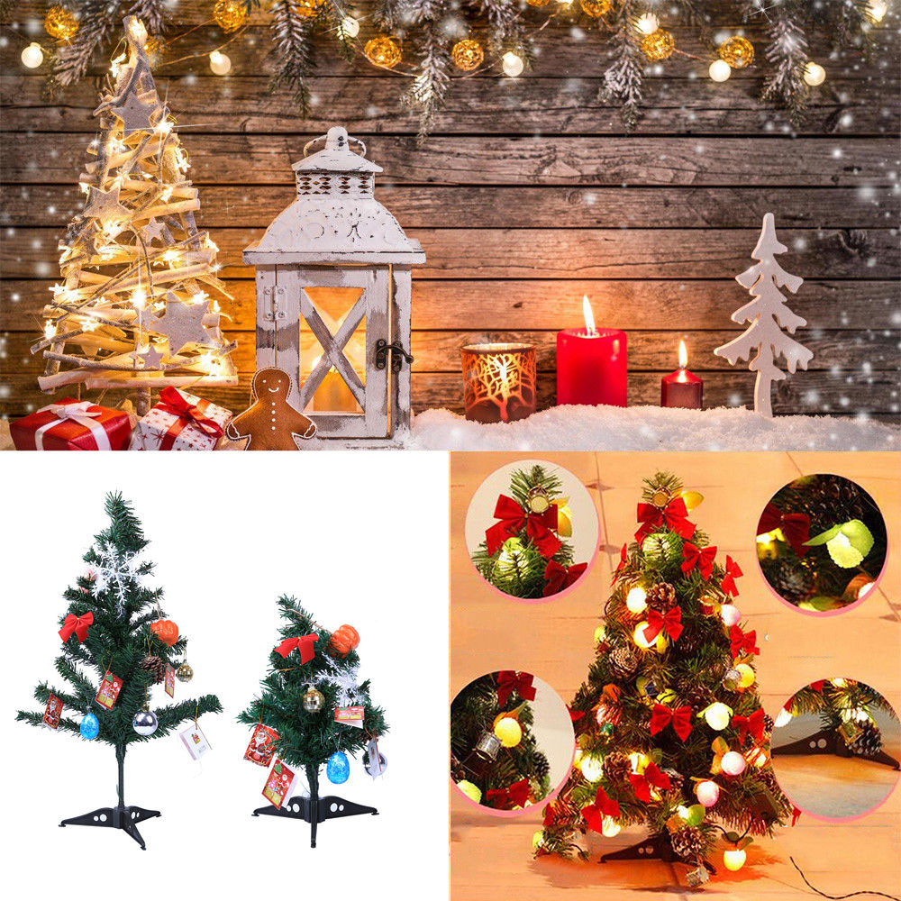 Astoria Home Decor And Gift Shop: Mini Table Top Christmas Tree Decoration LED Decor Home