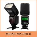 Meike mk930 ii, mk930 ii yn560ii yongnuo yn-560 ii flash speedlight para pentax k-5 ii k-7 645d kr-z