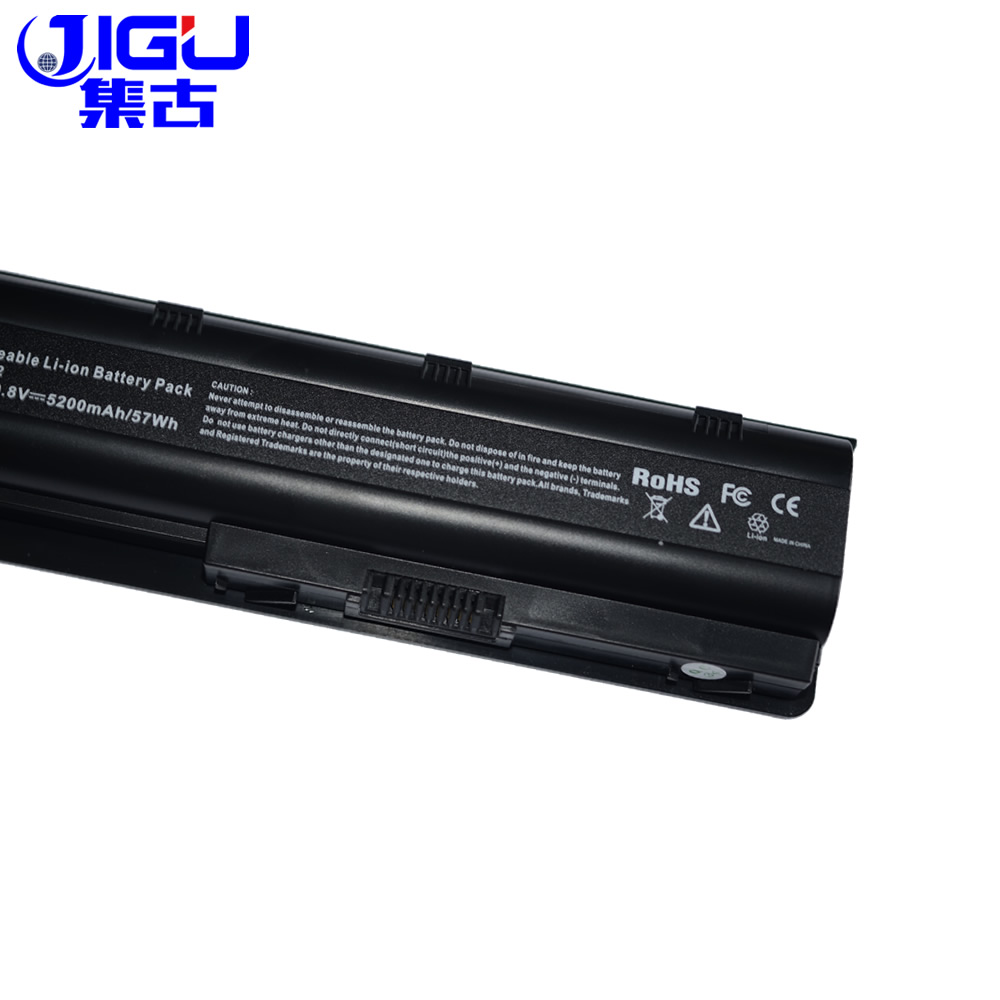 Image 5 - JIGU Laptop Battery For HP Pavilion DM4 DV3 Dv6 3000 G32 G62 DV5 G56 G72 For COMPAQ Presario CQ32 CQ42 CQ56 CQ62 CQ630 CQ72 MU06-in Laptop Batteries from Computer & Office