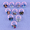 CUTE-Hot  Sale  frozen  children Rings   10 styles mixed