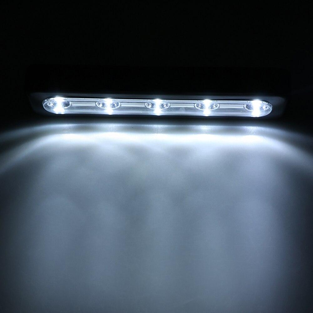 Konesky Mini Drahtlose Wandleuchte Schrank Lampe 5 LED Nachtlicht ...