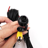 Night Vision Car Rear View Camera Front View Side View Camera Rear Monitor For 360 Degree