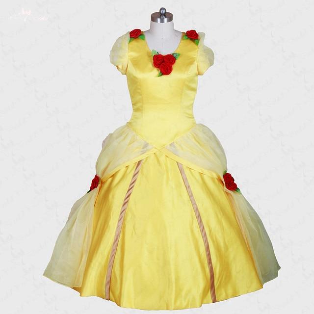 RSE254 Cap Sleeves Vintage Communion Dresses Sweet 16 Dresses Satin Ball  Gowns Plus Size Masquerade Yellow da449e83ca15