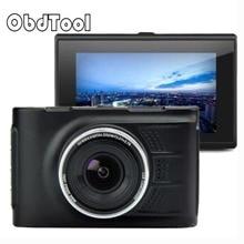 Big discount OBDTOOL Dash Cam Novatek 96223 Car DVR Full HD 1080P T612 Wide Angle Camera