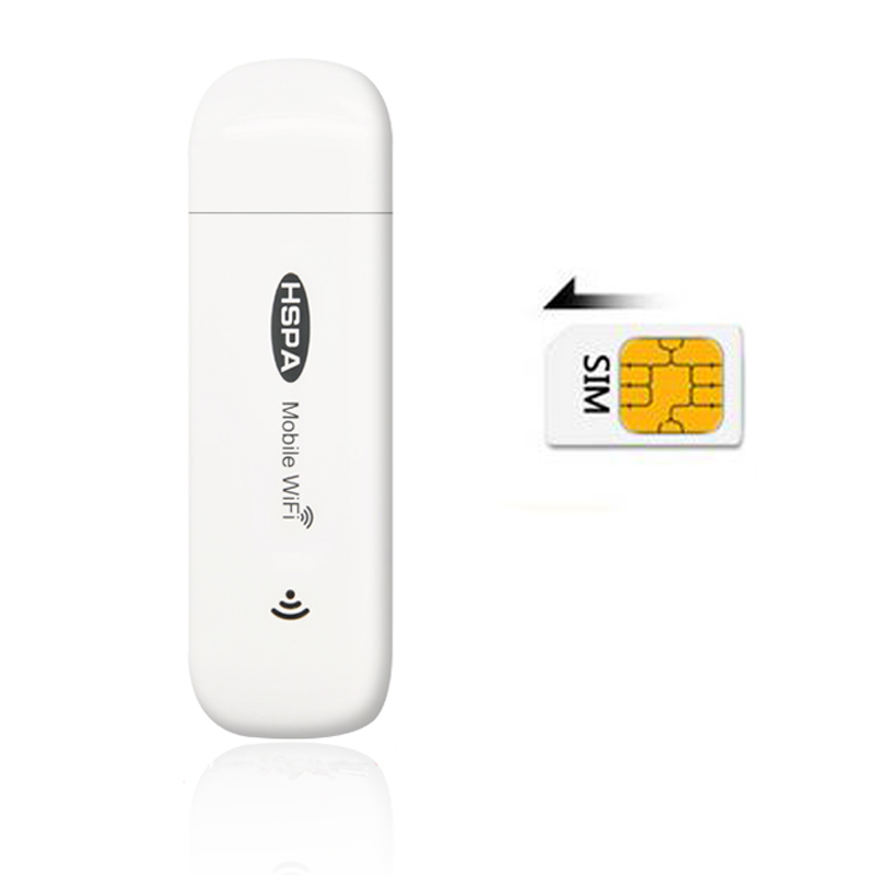 3G Dongle Stick IEEE 802.11b/g/n Wi Fi Modem Fast Speed