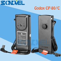 Godox CP-80-C فلاش Speedlite بطارية خارجية حزمة لكانون YONGNUO GODOX YN-565EX 560IV YN568EX II 600EX-RT TT685 TT600 580 ex