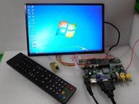 10 дюймов 1920*1200 IPS Экран ЖК дисплей модуль для Raspberry Pi 3 Авто заднего вида Carema Мониторы комплект HDMI, VGA, USB MP4 плееры AV2