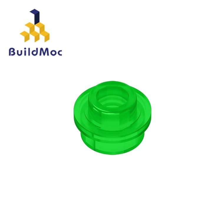 BuildMOC 85861 28626 круглая пластина 1x1 с открытым стержнем для строительных блоков части DIY логотип развивающие креативные Подарочные игрушки
