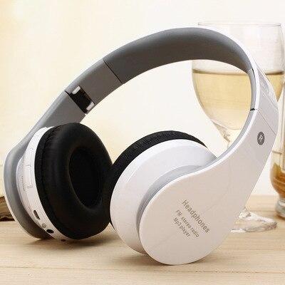MP3 auricolare gioco cuffia musica auricolare Bluetooth senza fili del telefono basso auricolare Michael carta