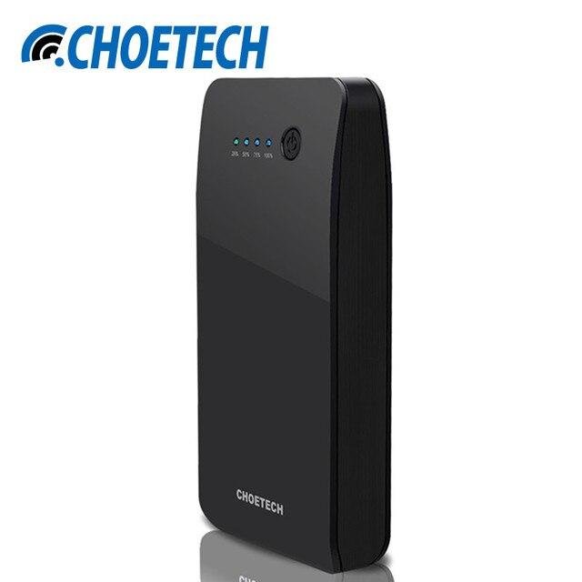 Быстрая Зарядка Мощность 2.0 Банк-ЧУ Портативный Внешний Аккумулятор Быстрое Зарядное Устройство для Galaxy S7 Edge и более (Зарядки Входного и выход)