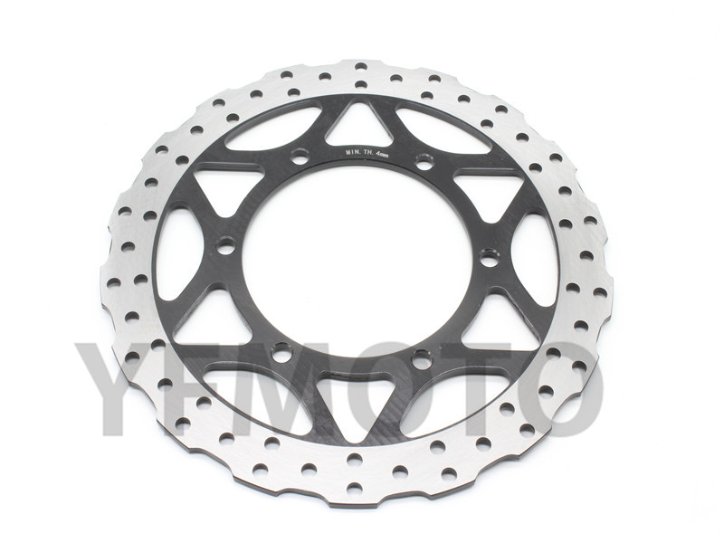 Hot Sales Motorcycle Front Brake Disc Rotor For Kawasaki Ninja 250R 250 R  2008-2012 09 10 11 Free Shipping цены онлайн