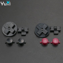YuXi Replacement Buttons for Gameboy Classic GB Keypads DMG DIY A B buttons D-pad