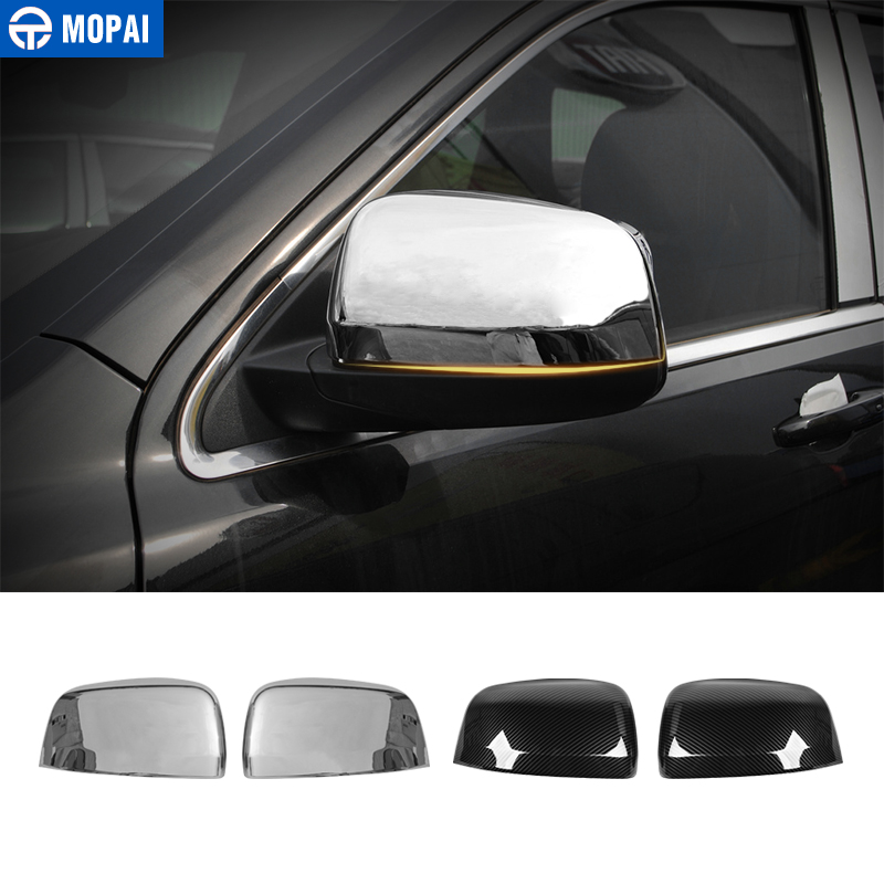 Razer Auto CHROME MIRROR COVER for 2005-2010 JEEP GRAND CHEROKEE