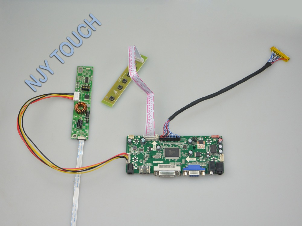 M.NT68676.2A HDMI DVI VGA AUDIO LCD Controller Board for 21.5 inch 1920X1080 LM215WF3-SLC1 LED backlight 10019HR-H06B FFC 6 pins vga hdmi lcd controller board for lp156whu tpb1 lp156whu tpa1 lp156whu tpbh lp156whu tpd1 15 6 inch edp 30 pins 1 lane 1366x768