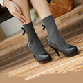 2015 New Casual Cotton Socks for Women Cute Bow Meias Chaussette Female Calcetines Mujer 7Colors for Choose