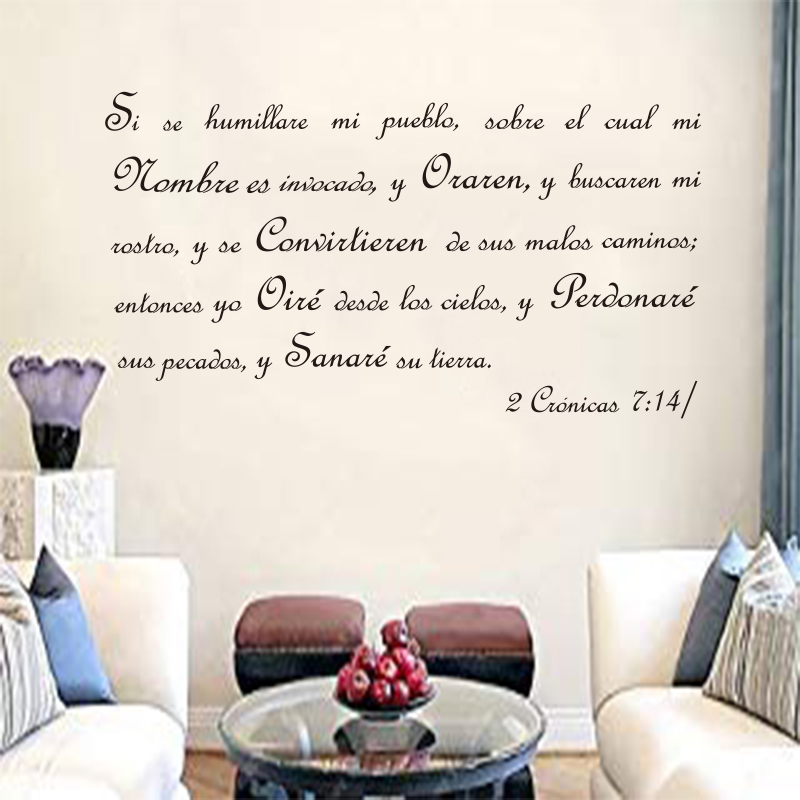 Spain Cronicas vinyl wall stickers wall decal wallpaper living room mural wall artist home decoration house decoration <font><b>GW106</b></font> image
