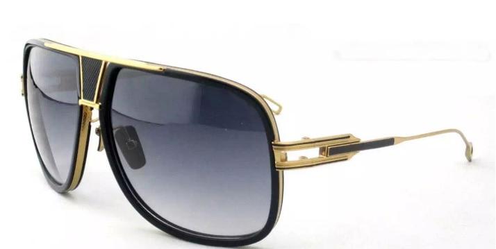 2019 Fashion Sunglasses Men Polarized Sunglasses Men Driving Mirrors Coating Points Black Frame Eyewear Male Sun Glasses UV400