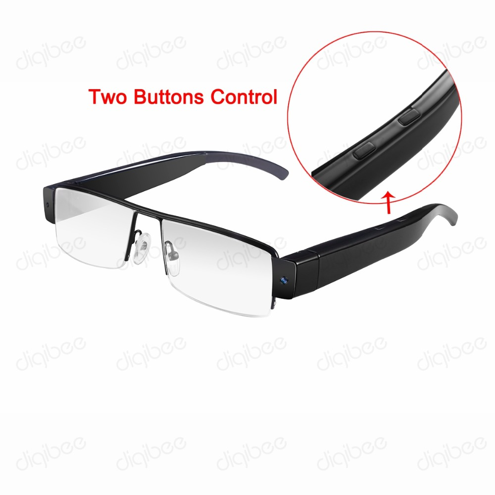 Smart Glasses HD 1080P Mini Camera Eyeglasses Windproof Eyewear Camcorder Video Recorder Webcam Sunglasses Support 32G TF Card topeak outdoor sports cycling photochromic sun glasses bicycle sunglasses mtb nxt lenses glasses eyewear goggles 3 colors