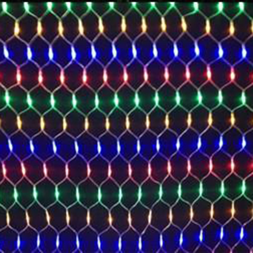 ФОТО 8W Christmas Light Decoration 288Pcs LED Digital Net lights , AC110~220V Input  2 Meter by 2 Meter Size, 50Sets/Lot