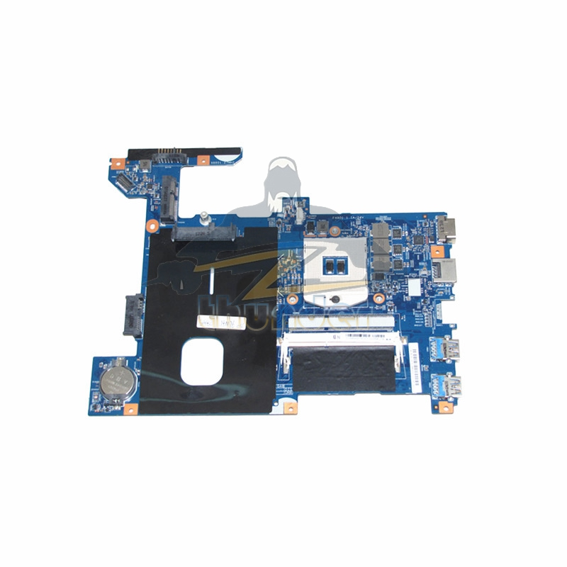 90000783 48.4SG06.011 for lenovo ideapad G480 laptop motherboard HM76 GMA HD4000 DDR3 11s102500421 55 4ya01 001 laptop motherboard for lenovo ideapad b590 hm76 ddr3 mainboard