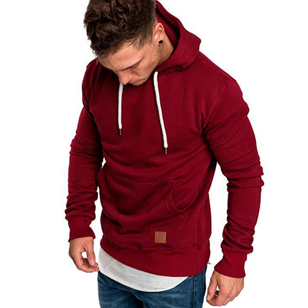 Brand Hooded MASCUBE Winter 5
