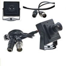HD 700TVL 1/3″ CMOS 6mm MTV Board Lens Mini CCTV Security Video FPV Color Camera