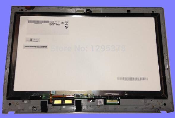 Original 14 LCD LED Screen with touch glass digitizer and Frame B140XTN02.4 for Acer Aspire V5-431 v5-431P lcd assembly new 15 6 touch screen digitizer glass replacement for acer aspire v5 531p v5 531p 4129 frame