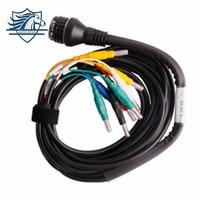 Venta caliente Profesional Nueva Serie original para el BENZ 8pin Cable para MB SD Conecta el acuerdo 4 Star Diagnosis
