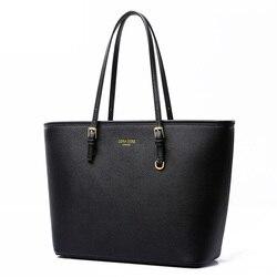 Kabelky Marque grand fourre-tout sacs à bandoulière sacs à Main de luxe femmes sacs Designer PU haut en cuir poignée sacs Sac a Main Femme de Marque