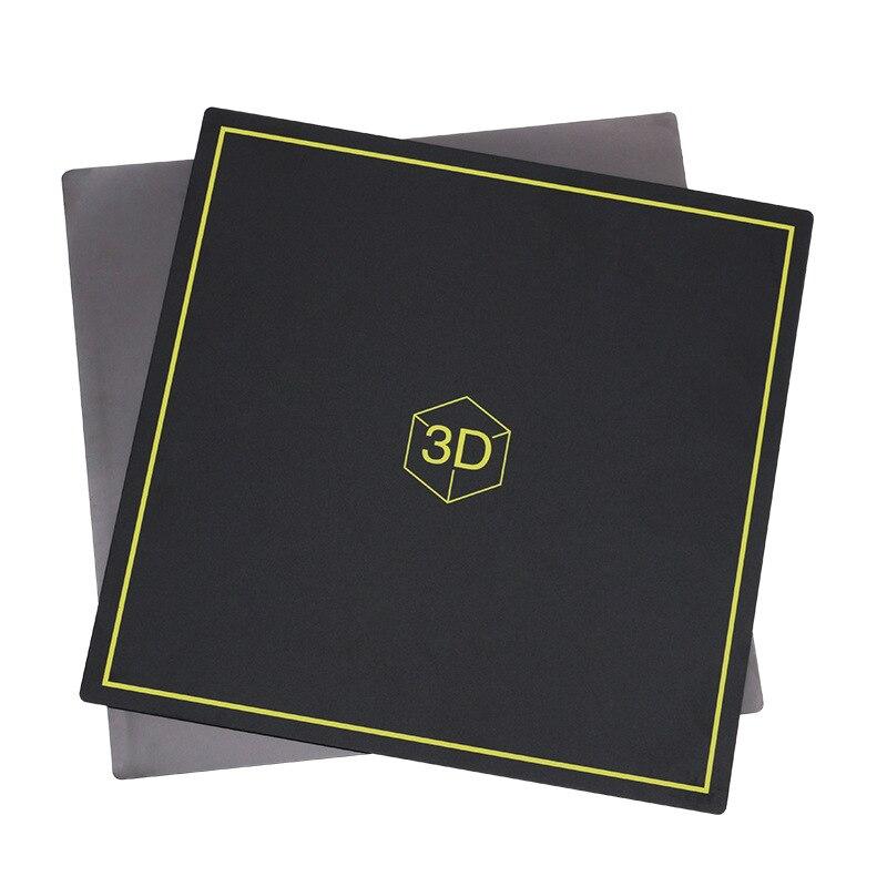 Ender-3 235*235mm frosted magnetische bett 3d plattform 3 mt aufkleber flexible Künstliche modell für Creatity 3d brutstätte 3D drucker teile