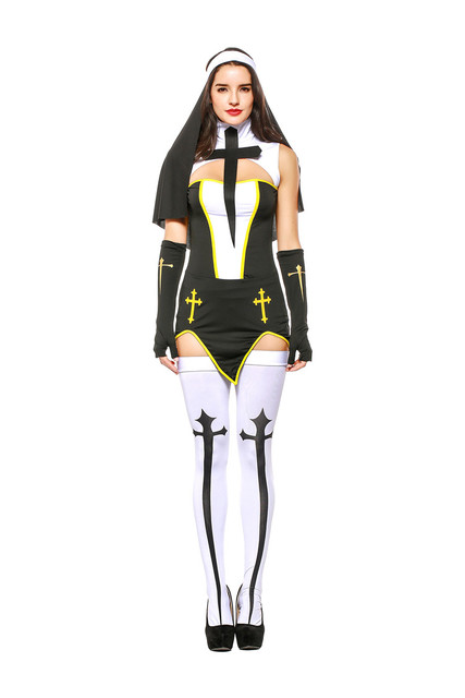 nun costume Sexy