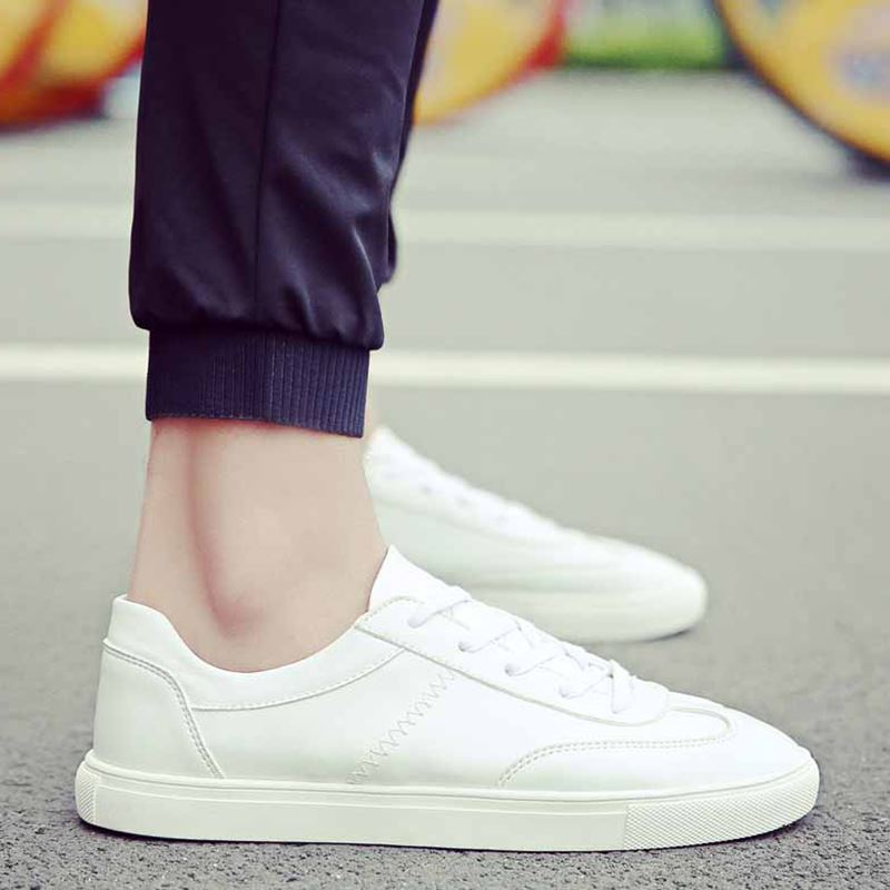 zapatillas mens baskets high quality British style Board shoes 2017 fall men walking sport shoes men Loafers flat running shoes