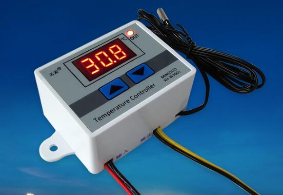 XH W3001 digital thermostat temperature switch microcomputer temperature controller