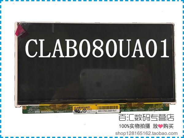 VPCP115 P11 (8 inch) PCG-11112T original CLAB080UA01 30 pin LCD screen