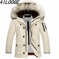 16 17 new brand clothing jackets business thick men s down jacket high quality fur collar.jpg 250x250