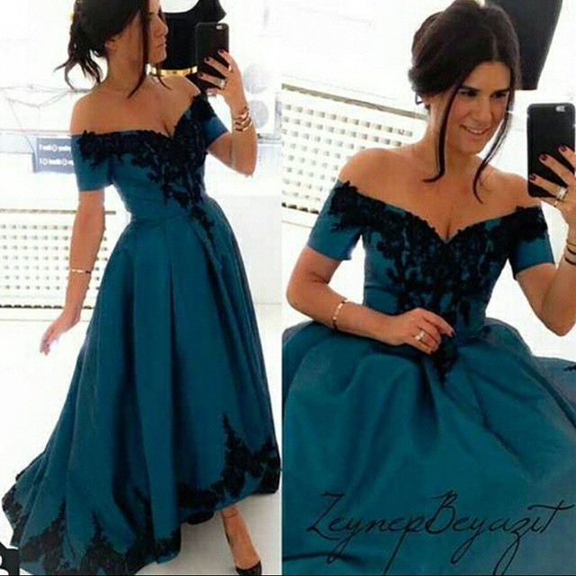 Aliexpress.com : Buy 2015 Fashion Evening Gowns High Front and Low ...