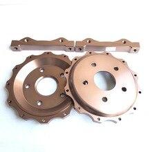 Jekit Тормозная автомобильная часть Центральная крышка и кронштейн для Toyota innova/Toyota reborn innova для Ap9040-355* 32 мм тормоз sy