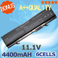 4400mAh 6cell 11.1v  Laptop  Battery For Dell  Latitude E5400 E5410 E5500 E5510 KM769 KM742 451-10616 312-0769 312-0762