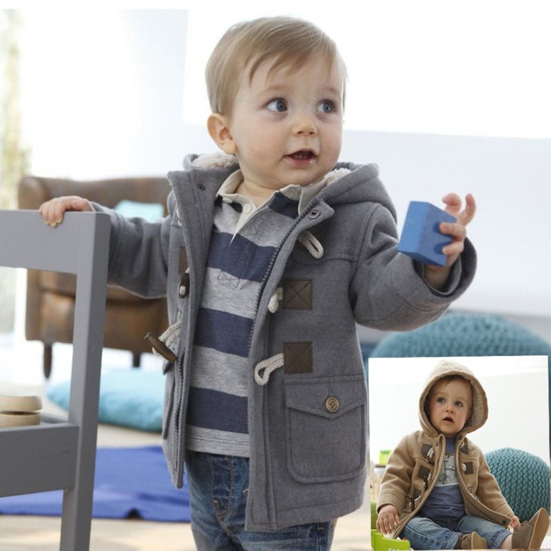 Верхняя одежда для мальчиков