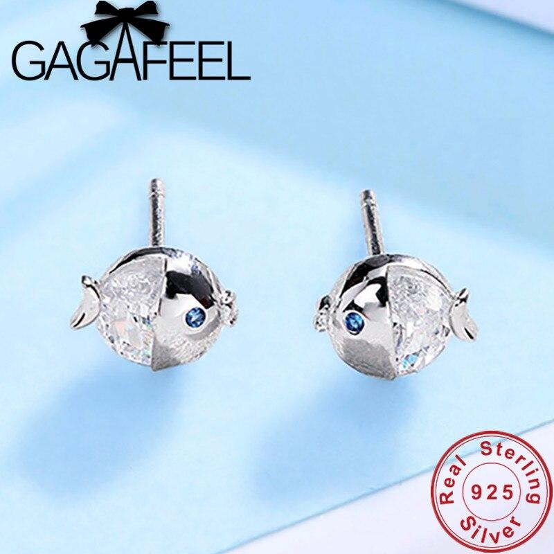 5de3f34005dd5 Genuine 100% Pure 925 Sterling Silver Dragon Stud Earrings 925 ...