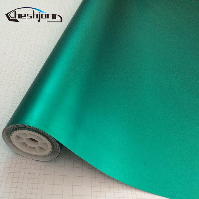 Tiffany Blue Matte Chrome Vinyl Sheet Adhesive Car Decal Film With Air Channel Chrome Matt Vehicle